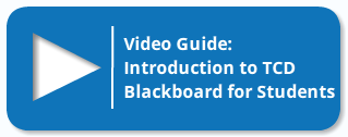 Introduction to Blackboard for Students Video